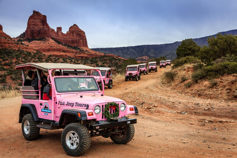 jeep tours kendall jeep