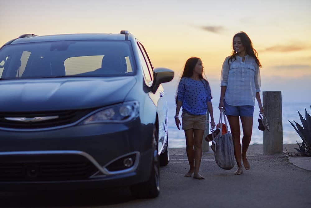 2017 Chrysler Pacifica at Kendall Dodge Chrysler Jeep Ram