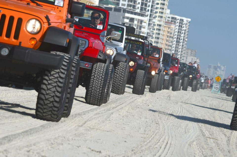 Jeep beach 2017