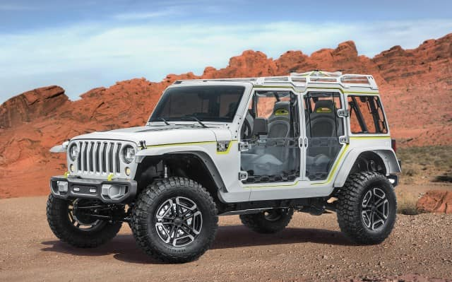 Jeep safari concepts