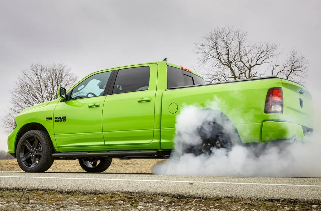 New Ram 1500 Colors Make Lineup More Bold And Unique