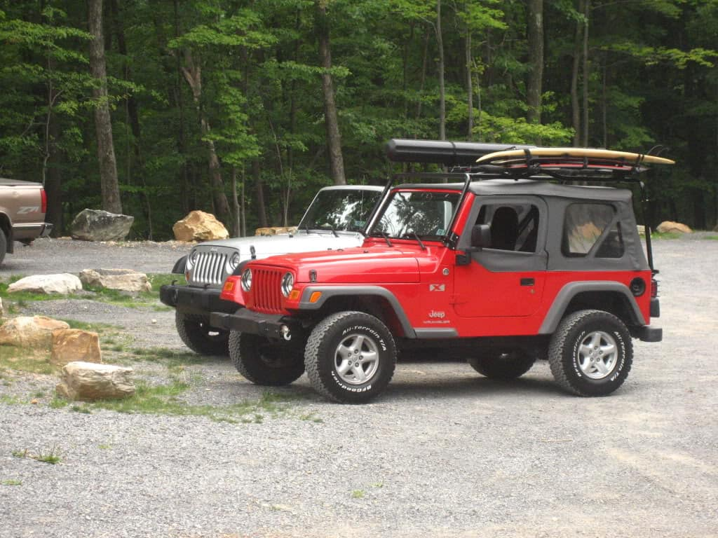 jeep for the summer