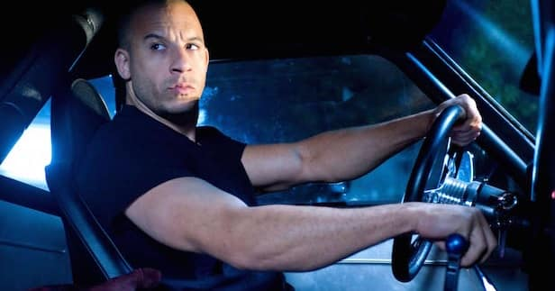 vin diesel and dodge
