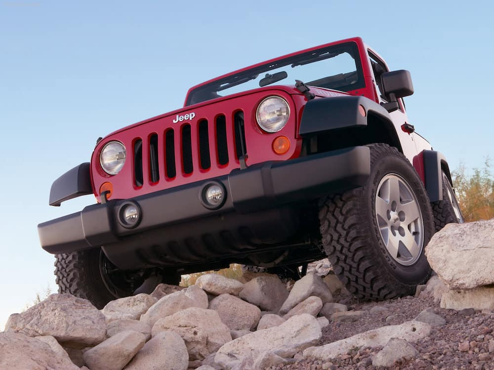 rock crawling tips kendall jeep