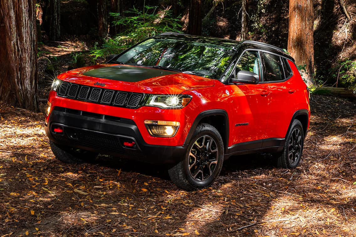 Kendall Dodge Chrysler Jeep Ram >> Highlights of the All-new 2017 Jeep Compass Trims