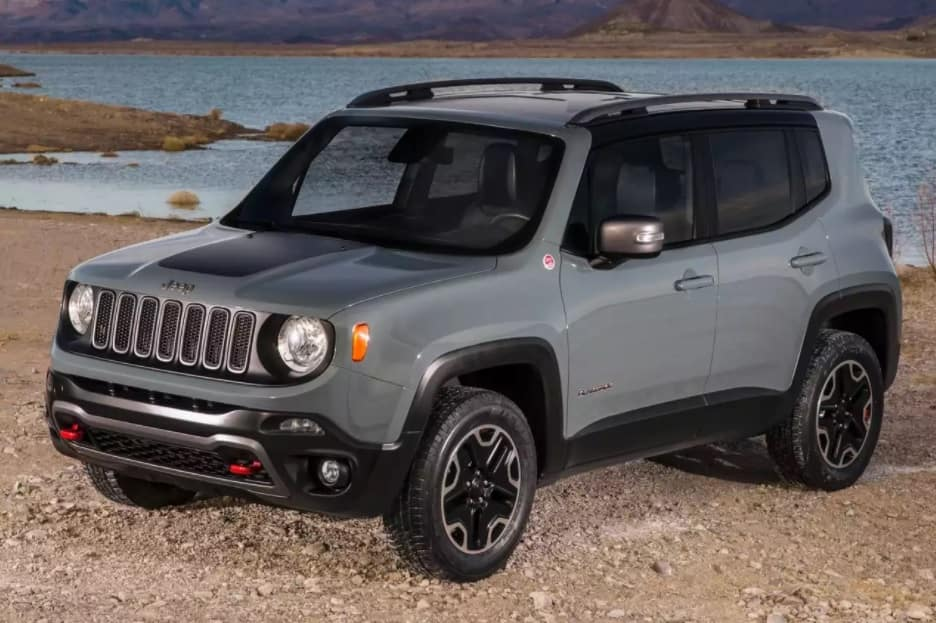 Jeep Renegade Kendall Dodge Chrysler Jeep Ram