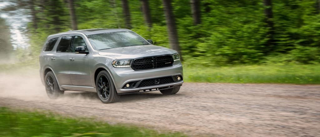 dodge durango for tailgating
