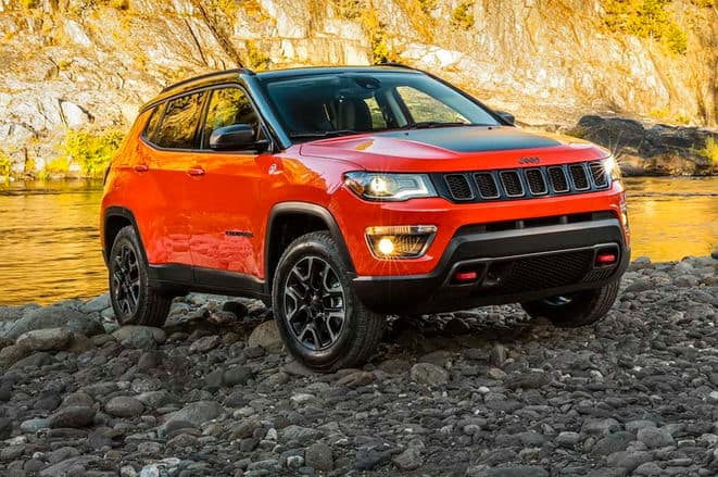 jeep compass or renegade at kendall jeep