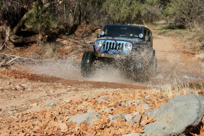 jeep wrangler lifts for different off-roading