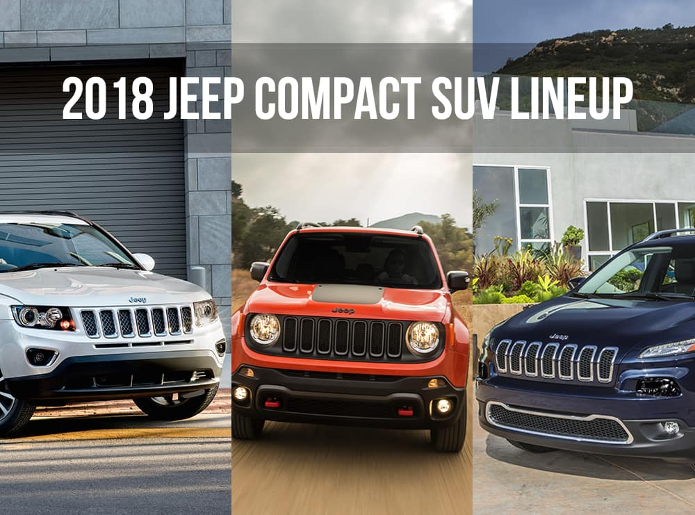 Kendall-Jeep-2018-Compact-SUV-lineup