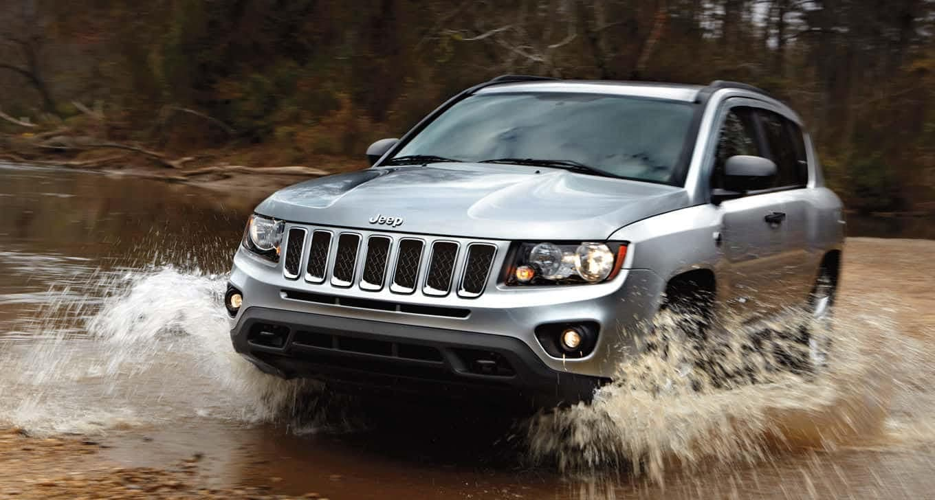 2014 Jeep Compass Aluminum Tires