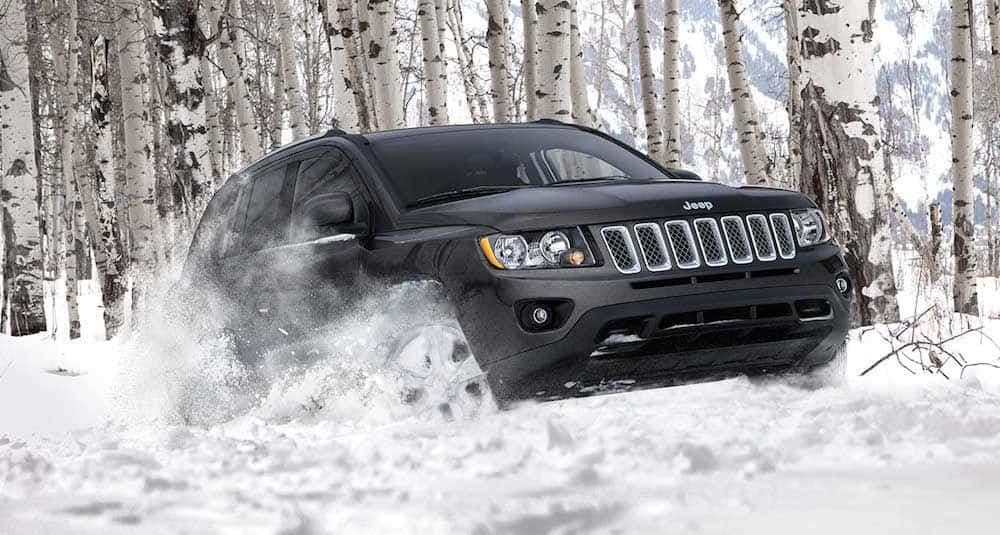 2014 Jeep Compass All Weather
