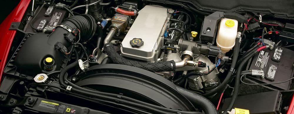 2008 Ram Cummins Engine