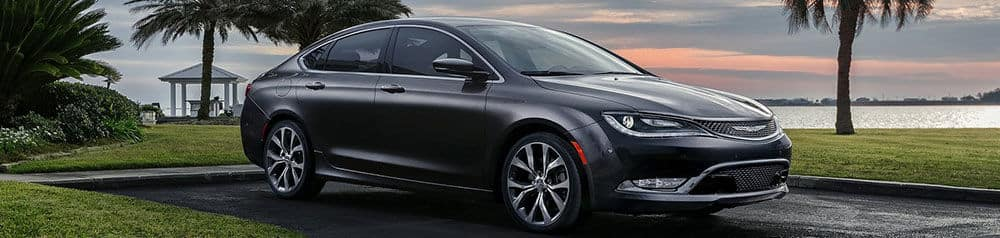 Chrysler 200 lease