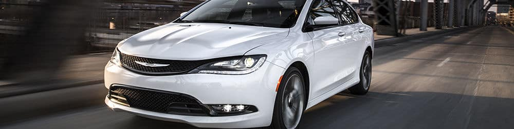 2015 Chrysler 200 vs. 2015 Ford Fusion