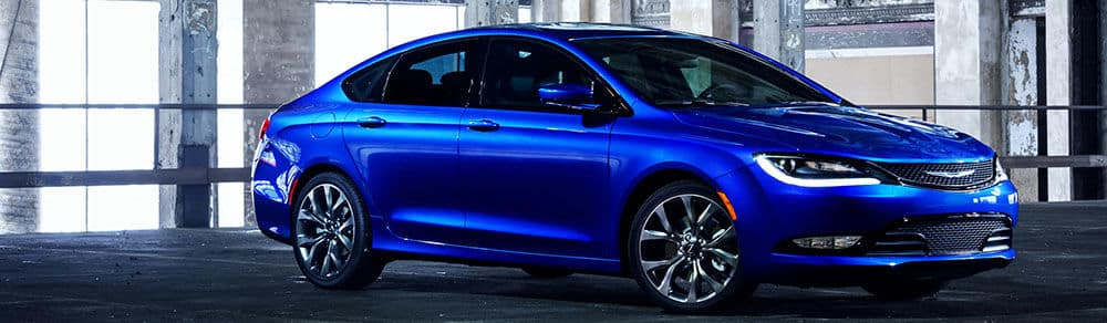 2015 Chrysler 200 new design