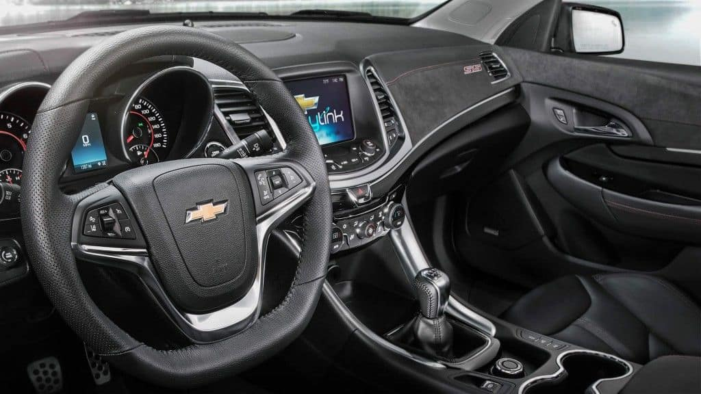 2015 Chevy SS Interior