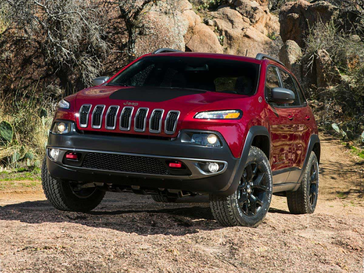 9 Reasons To Love The 2015 Jeep Cherokee Trailhawk Kendall Dodge Chrysler Jeep Ram