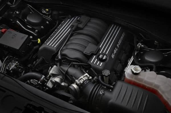 2016 Chrysler 300 - Engine