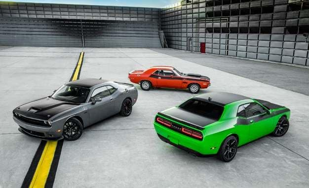 2017 Dodge Challenger T A Kendall Dodge Chrysler Jeep Ram