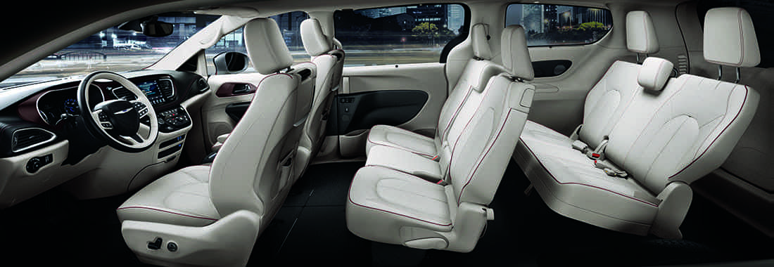 Chrysler Pacifica Interior Kendall
