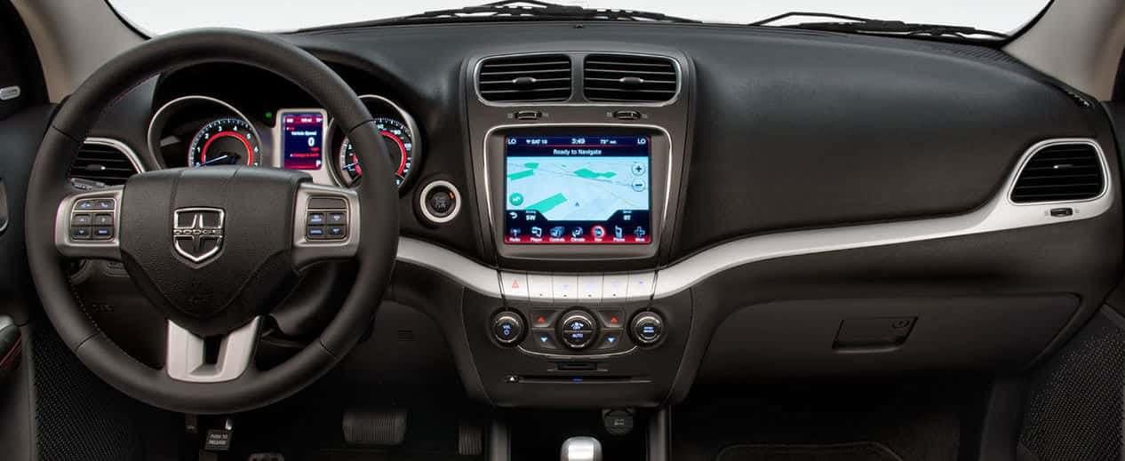 Dodge Journey Navigation