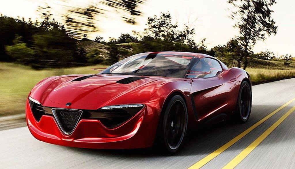 2016 Alfa Romeo