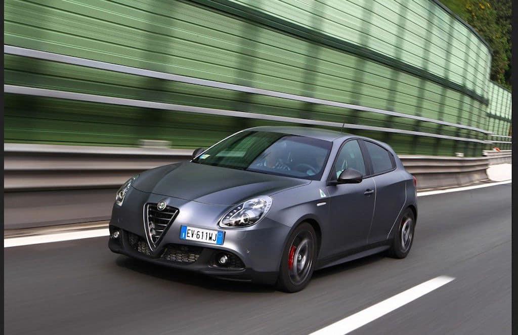 Alfa Romeo's newest SUV