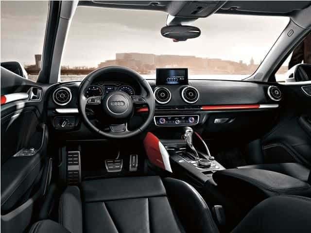 Audi A4 Interior Kendall