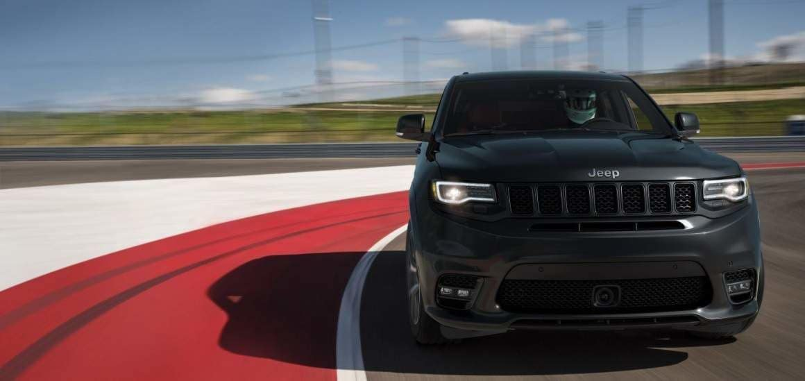 Jeep Srt Models Grand Cherokee Srt And Grand Cherokee Trackhawk Kendall Dodge Chrysler Jeep Ram