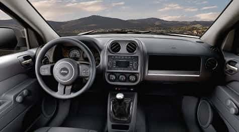 Jeep Patriot Interior