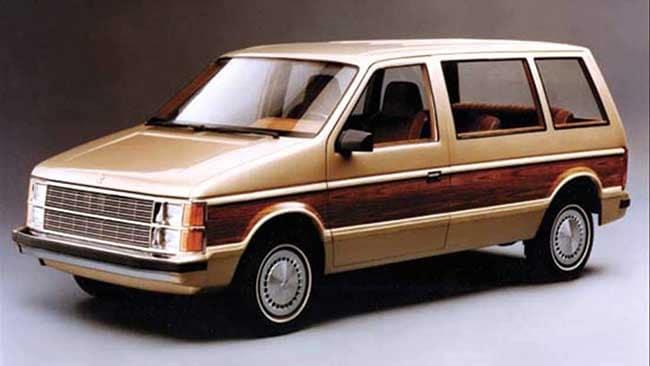 1987 Grand Caravan