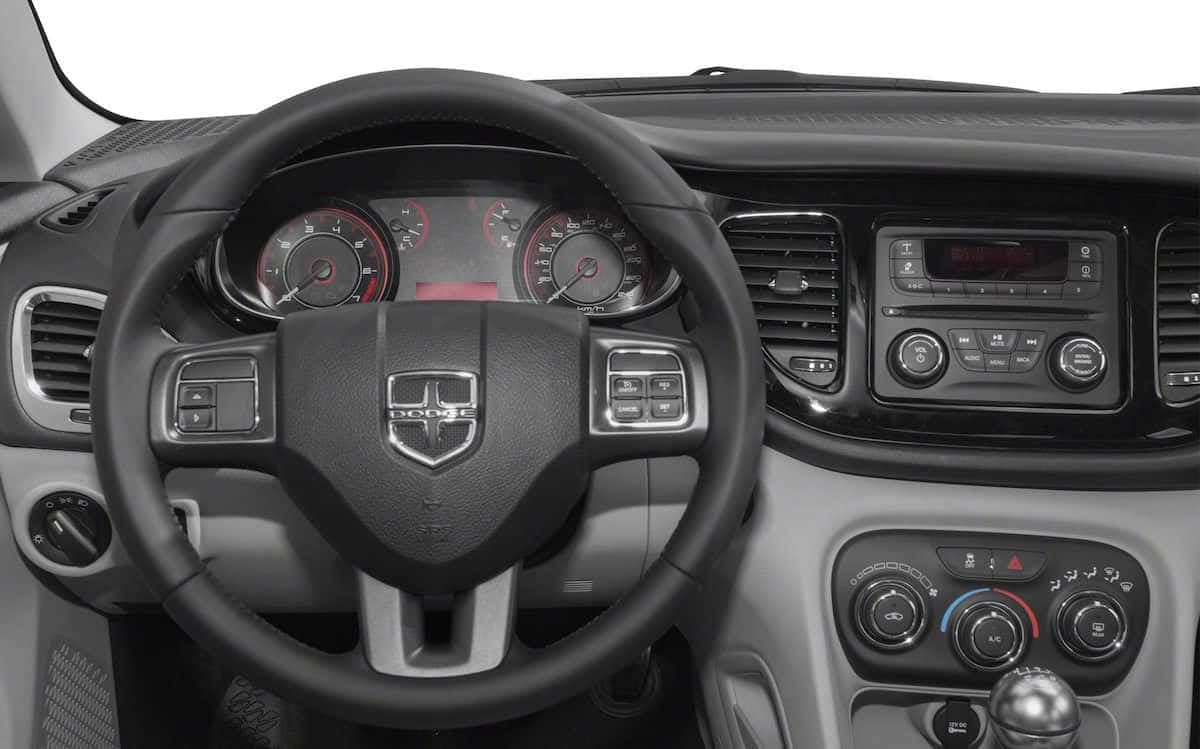 2016 Dodge Dart Steering
