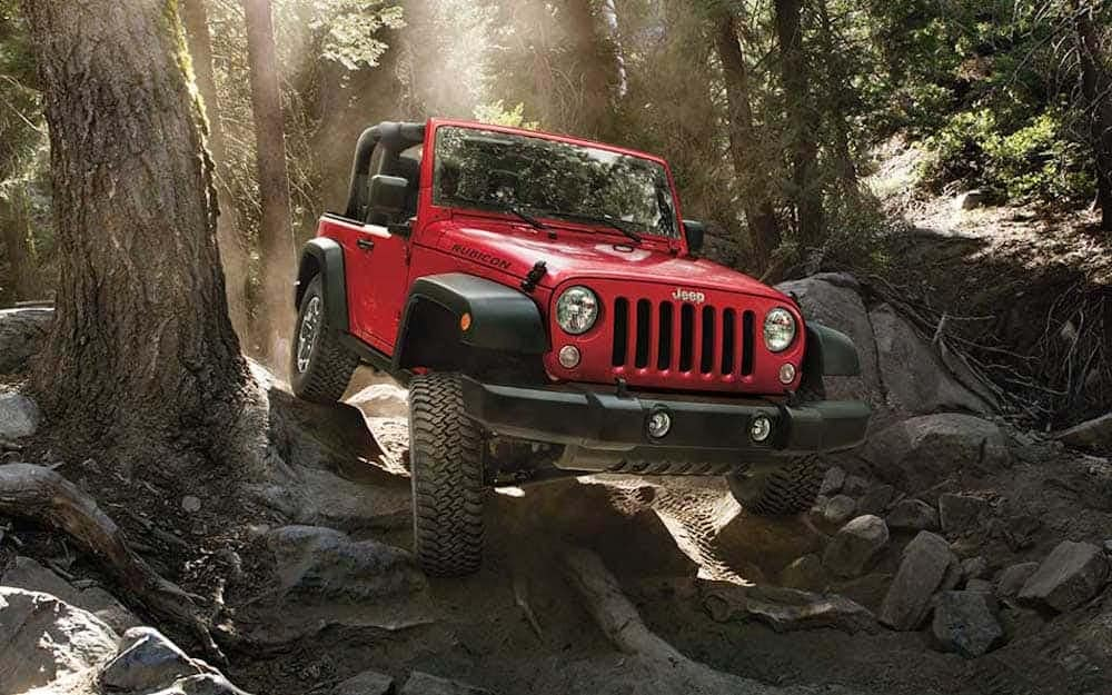 2016 Jeep Rubicon Performance