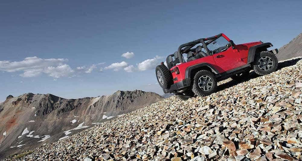 2016 Jeep Rubicon Safety