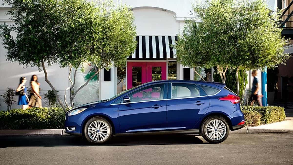 2016 Ford Focus Safety