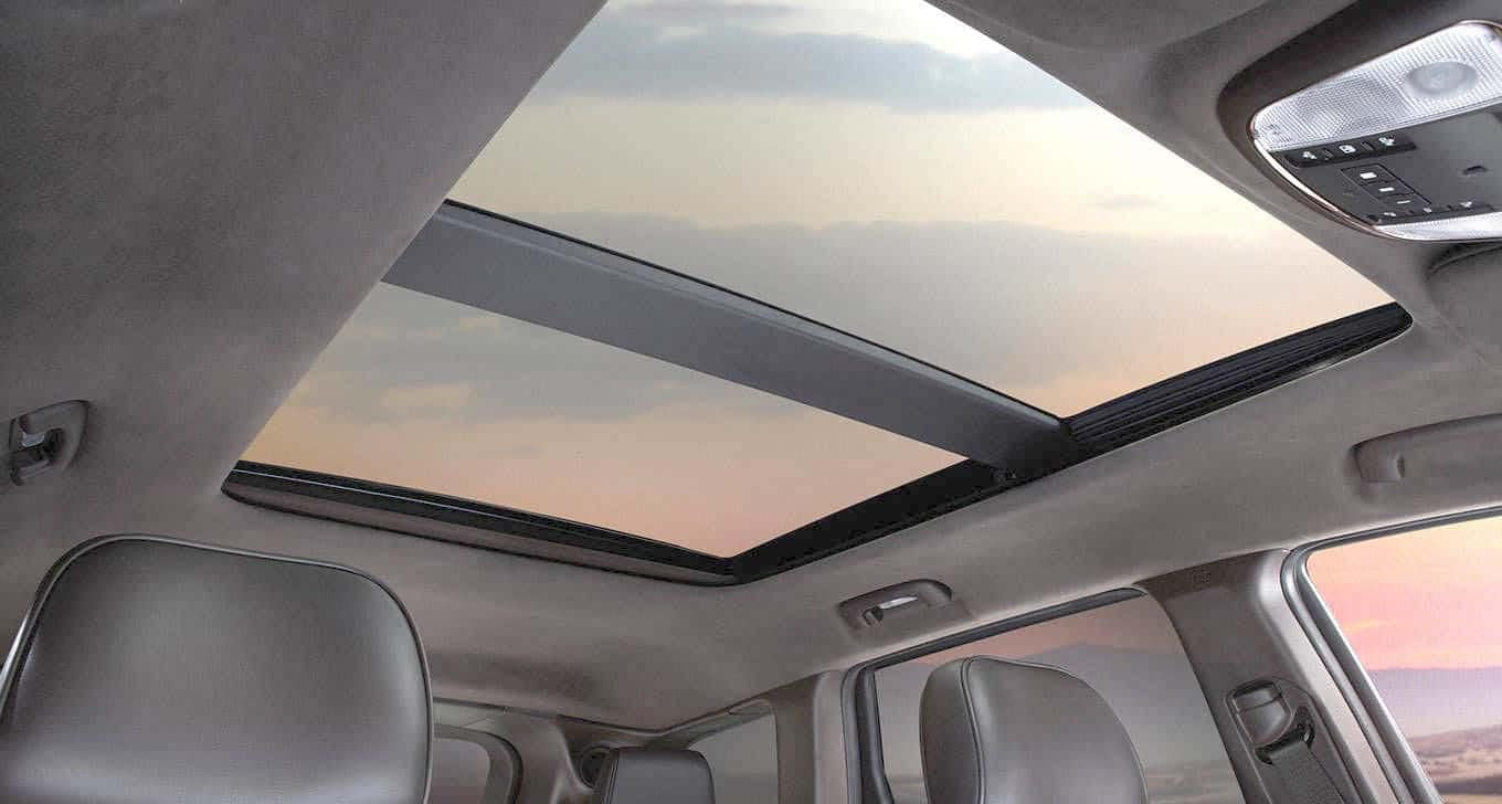 2016 Jeep Grand Cherokee Summit Moonroof