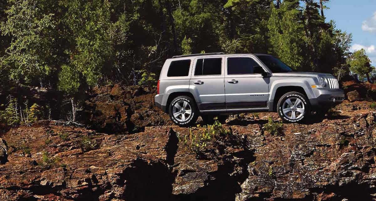 2016 Jeep Patriot Climb