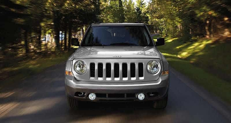 2016 Jeep Patriot Engine Options
