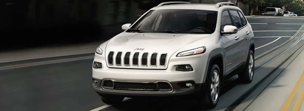 2016 Limited Cherokee