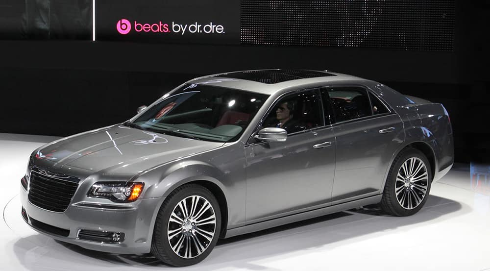 Beats By Dr Dre In The Chrysler 300s
