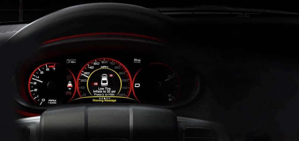 Dodge Dart Navigation