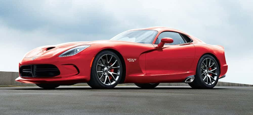 Dodge Viper Package Options