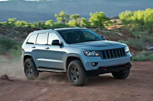 Jeep Functionality