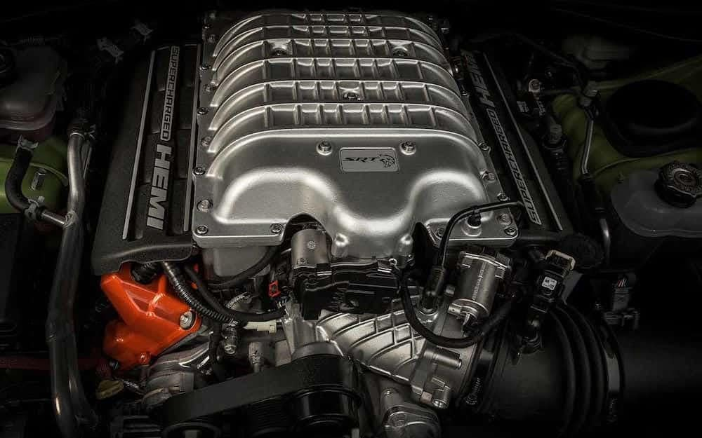 Dodge Challenger Engine