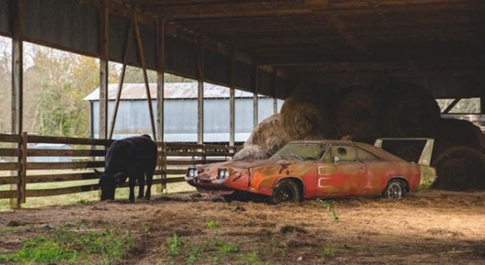 Classic Dodge Charger Daytona