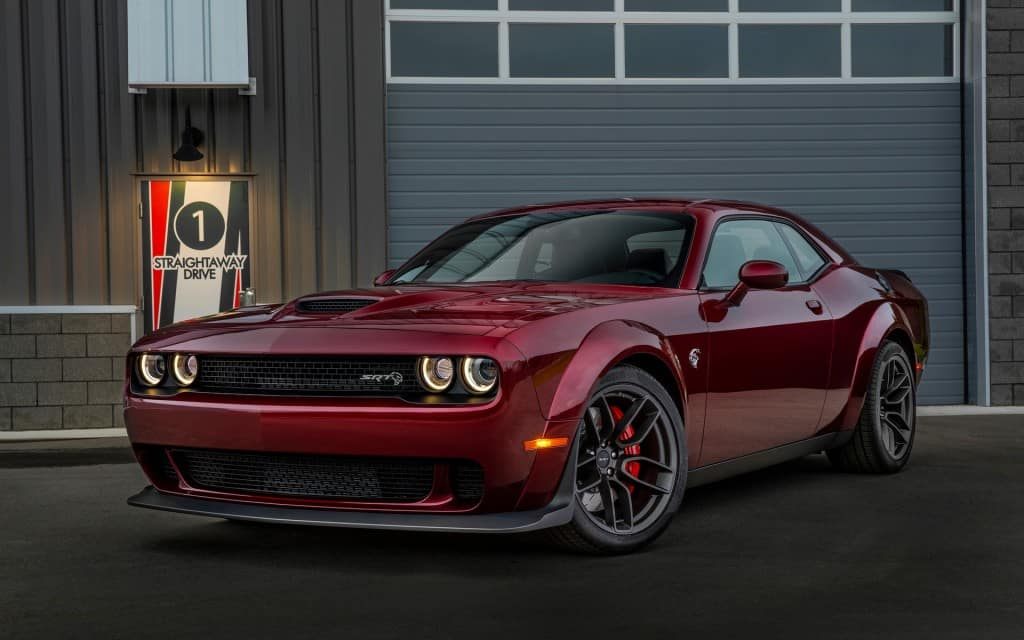 srt performance fastest dodge challenger srt track times
