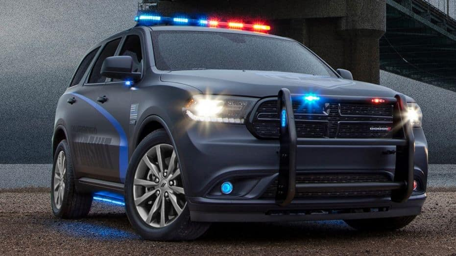 Dodge Durango Pursuit Kendall DCJR