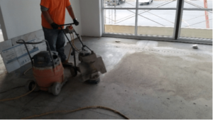 grinding floors