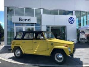 Bend Car